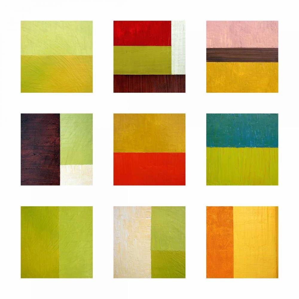 Color study collage Calkins, Michelle 16062