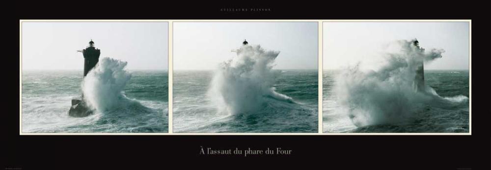 A LAssaut du Phare du Four Plisson Guillaume 16984
