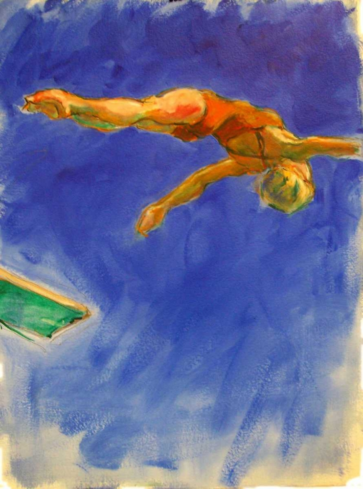 Diver Hoffman, Kate 17016