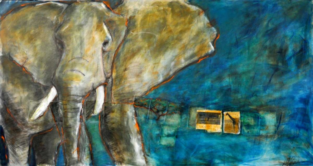 Elephant 2 Hoffman, Kate 17057