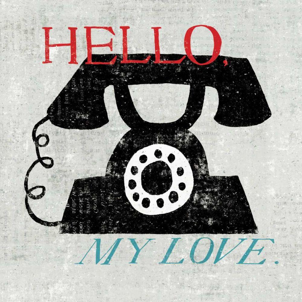Vintage Desktop -  Phone Mullan, Michael 33360