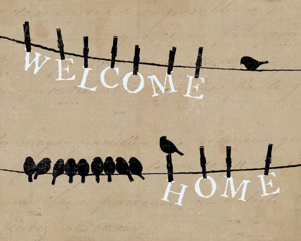 Birds on a Wire - Welcome Home Pelletier, Alain 33367