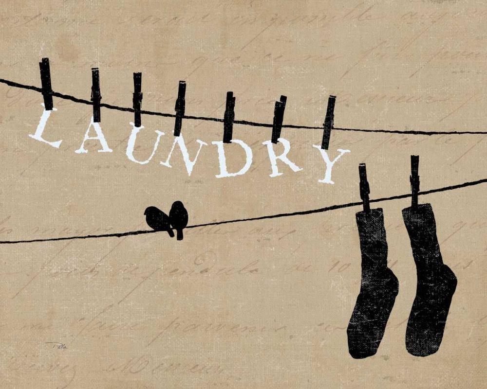 Birds on a Wire - Laundry Pelletier, Alain 33368