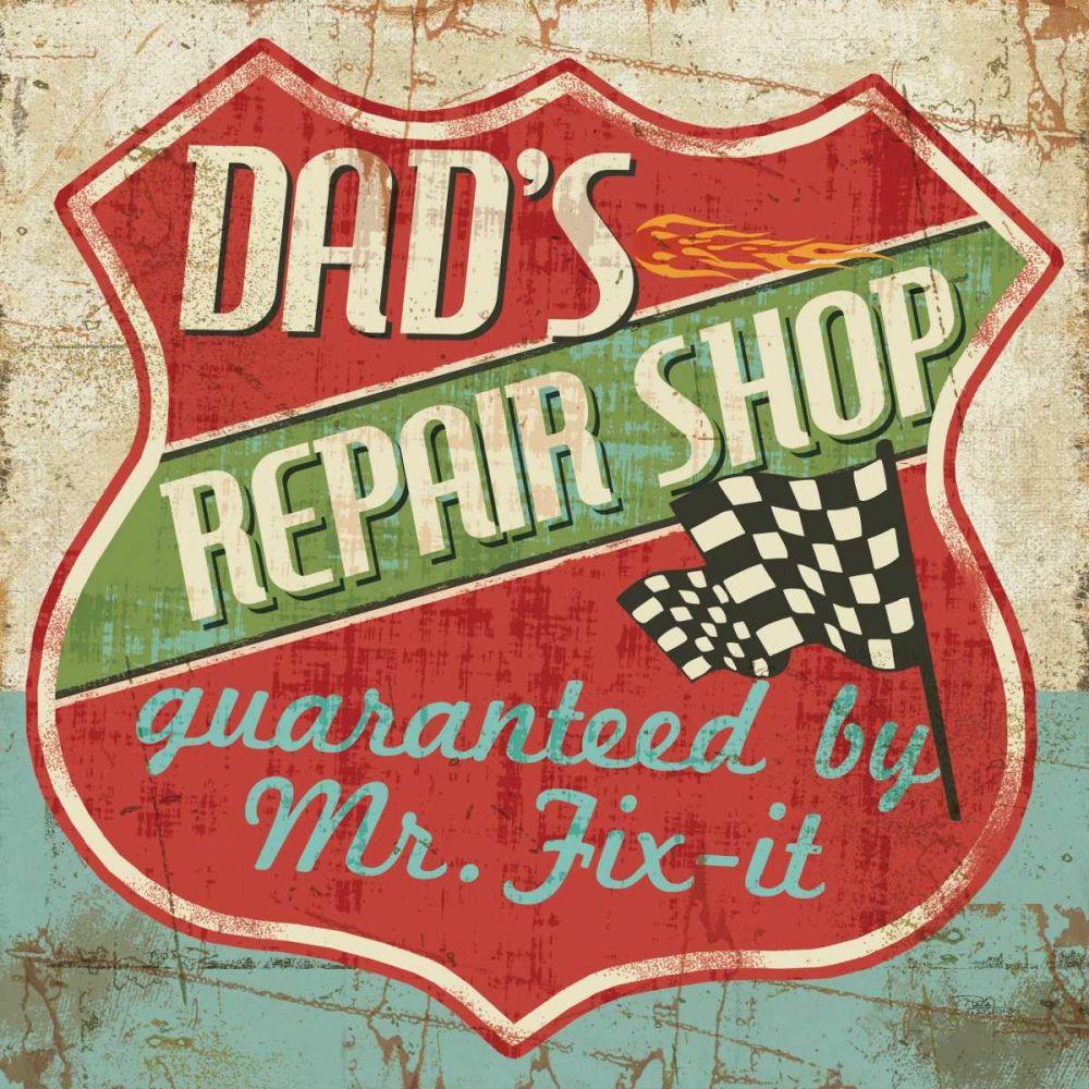 Mancace IV -  Dads Repair Shop Pela Studio 17382