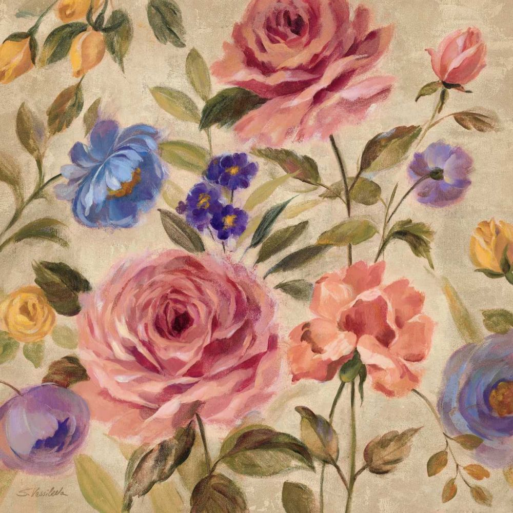 Pose Garden Vassileva, Silvia 17297