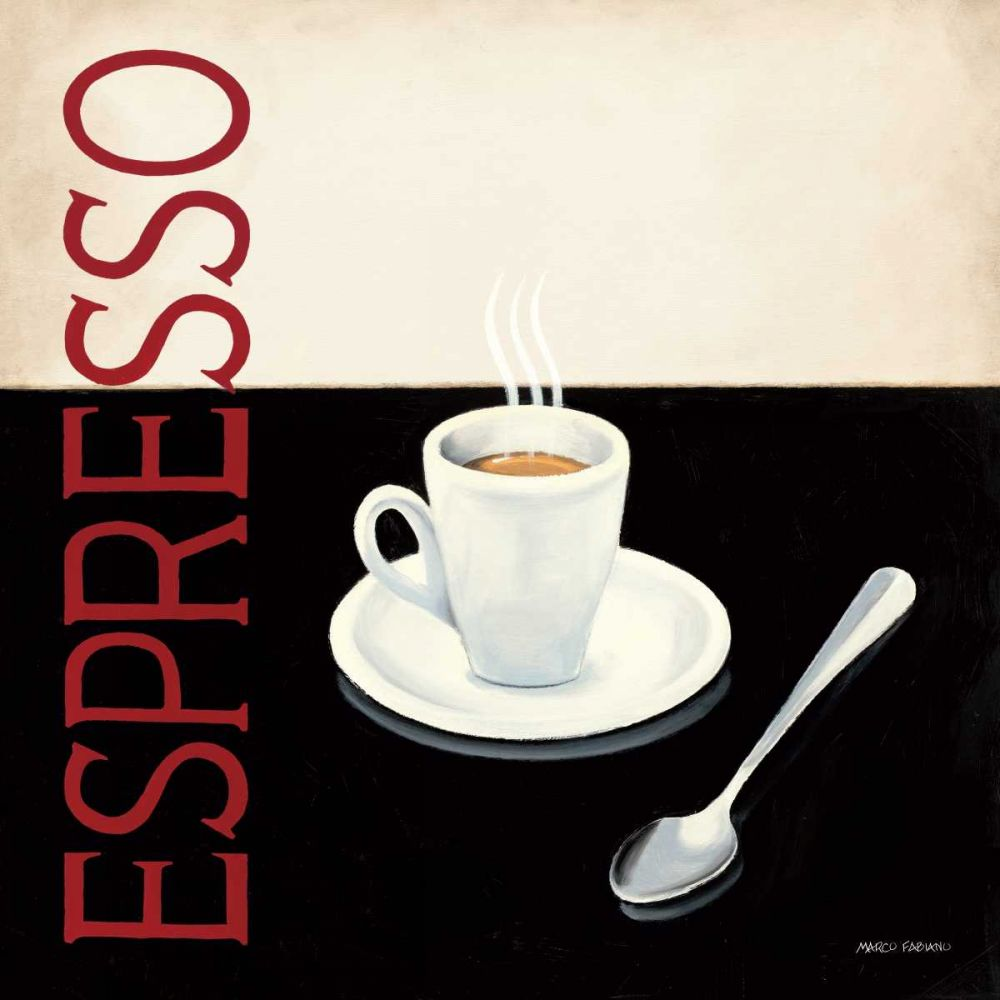Cafe Moderne IV Fabiano, Marco 17562