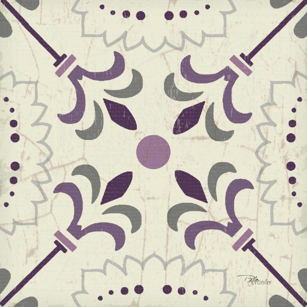 Lavender Glow Square II Pela Studio 33580