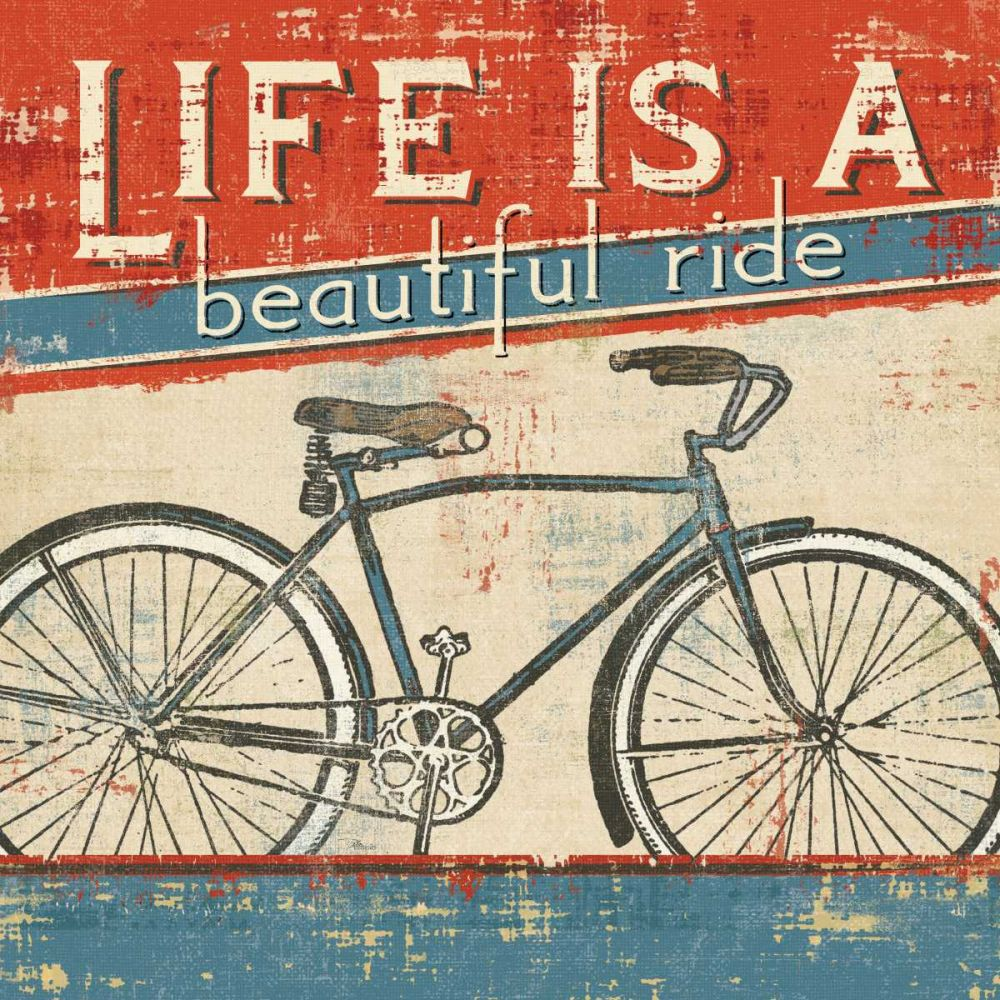 Beautiful Ride I Pela Studio 17352
