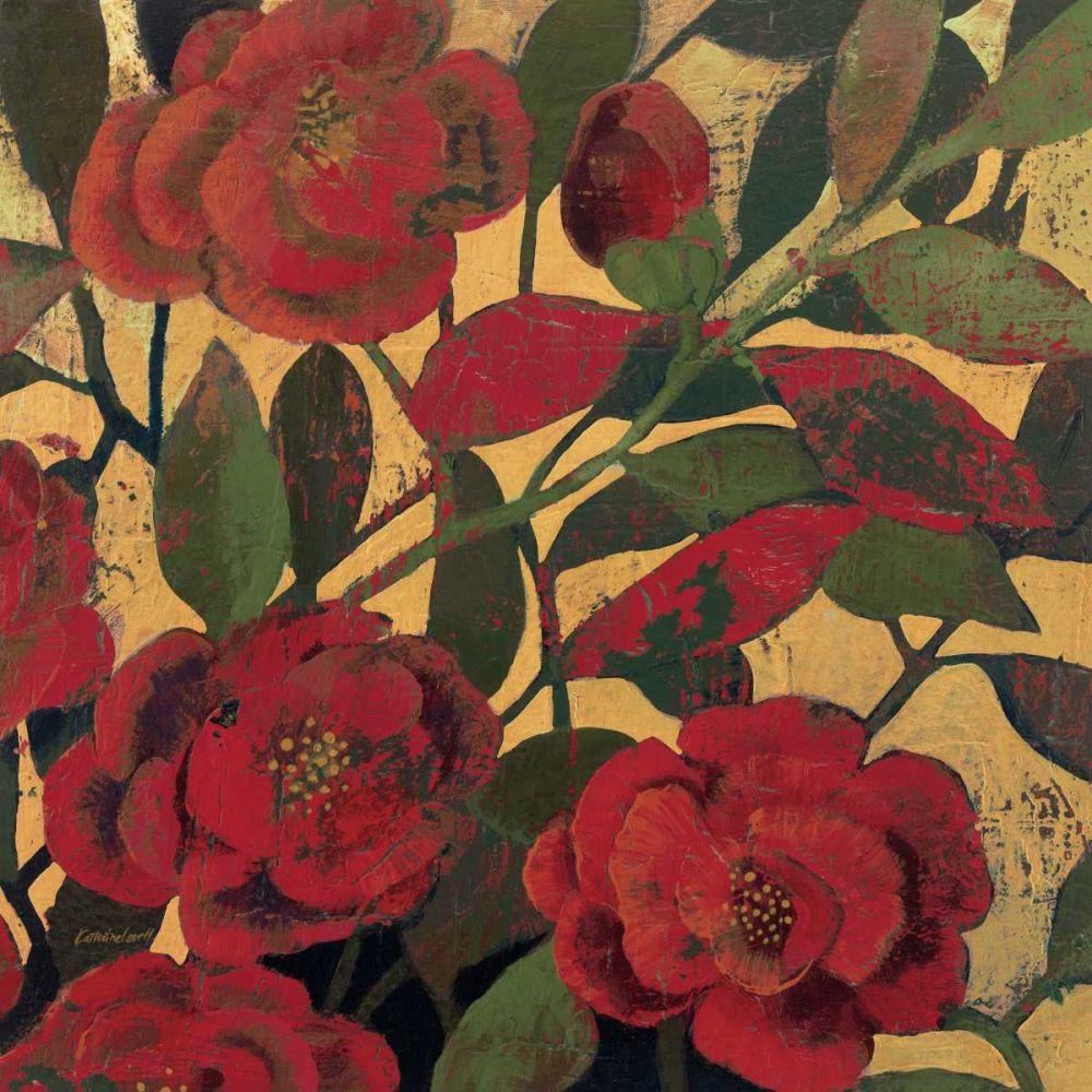 Abundant Roses II Lovell, Kathrine 33654