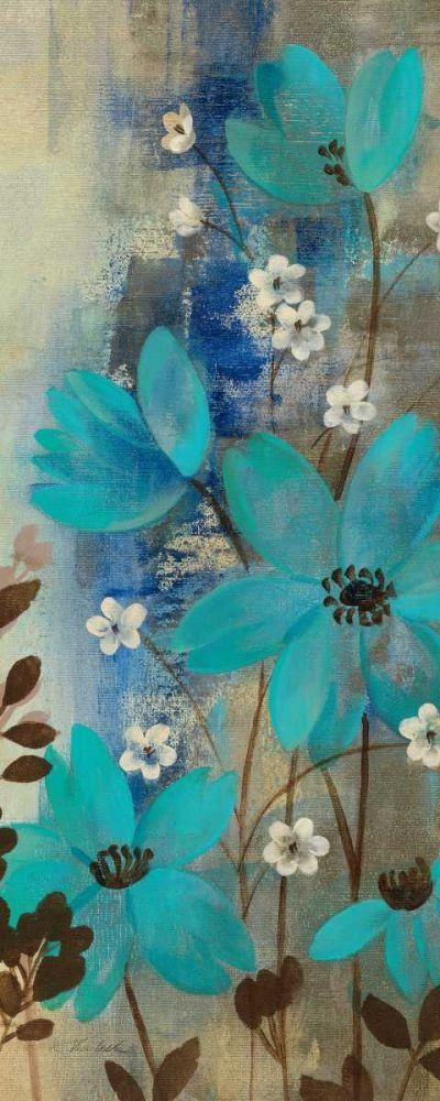 Floral Symphony Crop I Vassileva, Silvia 33806