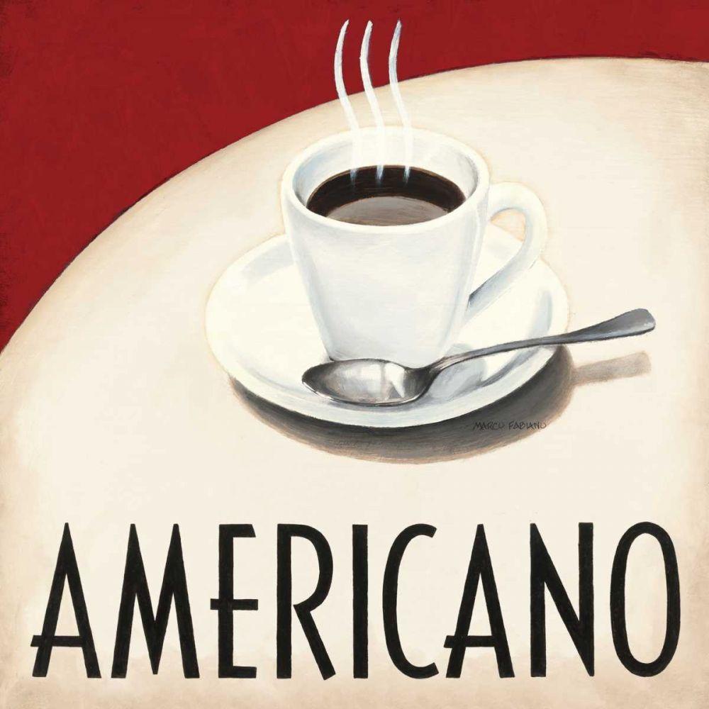 Cafe Moderne III Fabiano, Marco 33814