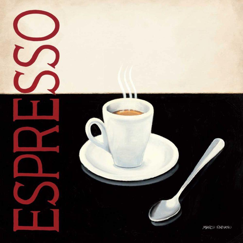 Cafe Moderne IV Fabiano, Marco 33815