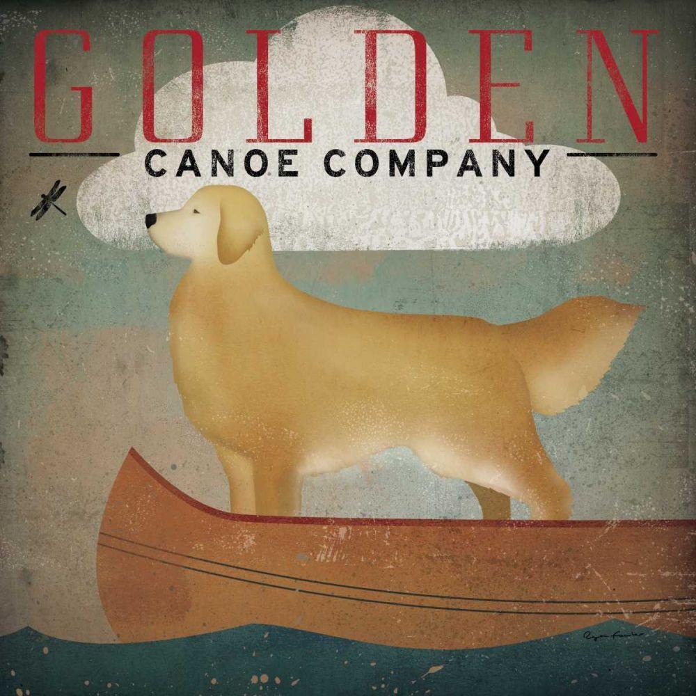 Golden Dog Canoe Co Fowler, Ryan 17683