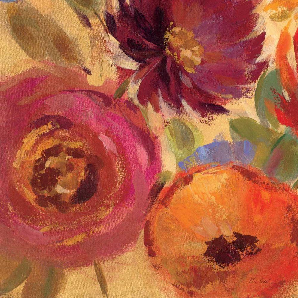 Vivid Flowers Crop I Vassileva, Silvia 33777
