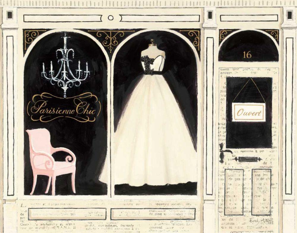 Parisienne Chic Adams, Emily 33965