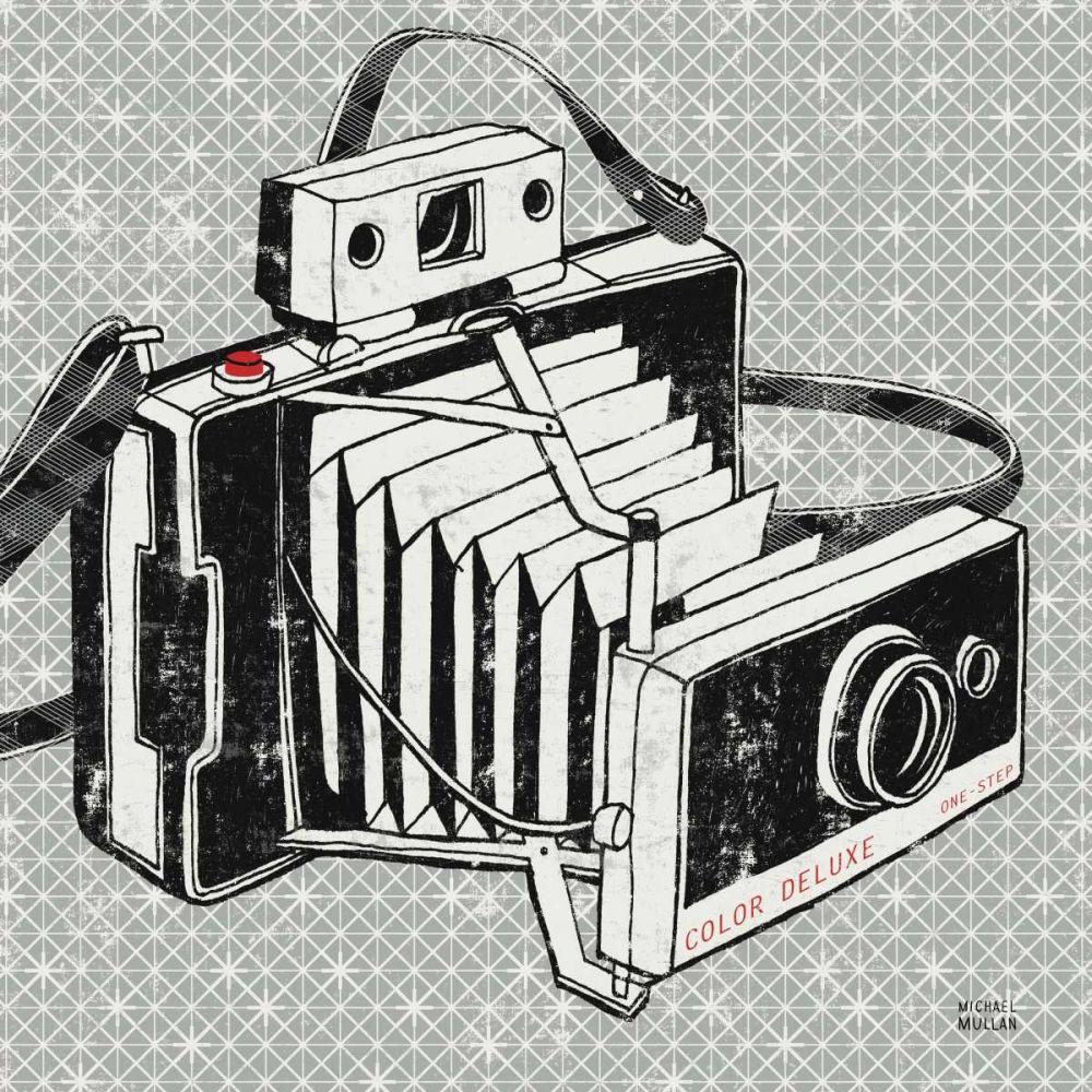 Vintage Analog Camera Mullan, Michael 18116