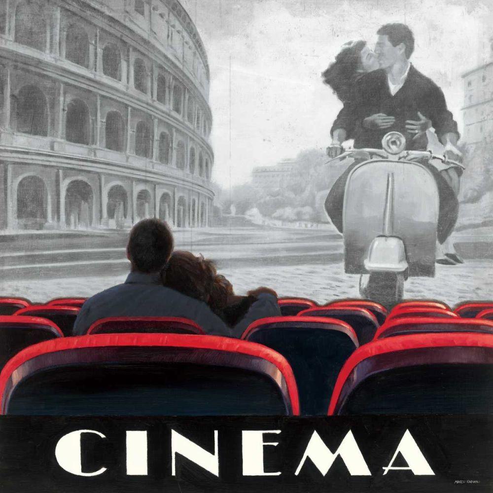 Cinema Roma Fabiano, Marco 18059
