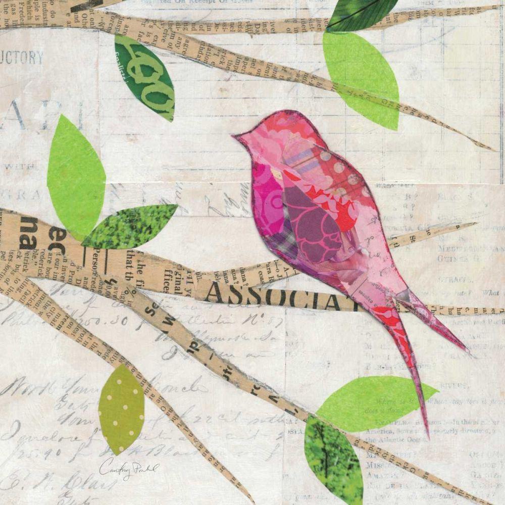 Birds in Spring  IV Square Prahl, Courtney 28156