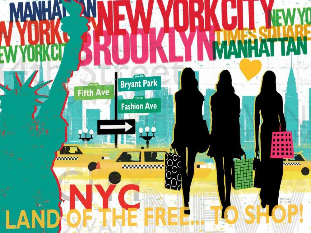 New York City Life III Mullan, Michael 28165