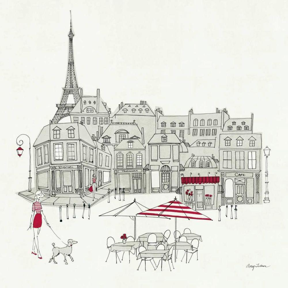 World Cafe  II - Paris Red Tillmon, Avery 17788