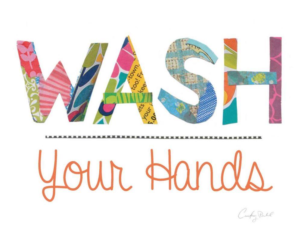 Wash Your Hands Prahl, Courtney 28175
