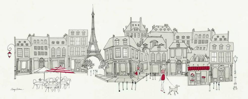 World Cafe Panel II - Paris Red Tillmon, Avery 28230