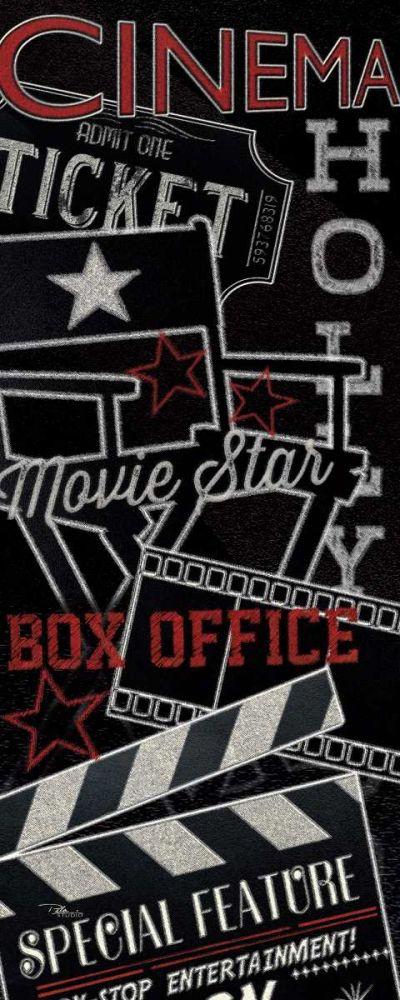 Movie Montage III Pela Studio 18824