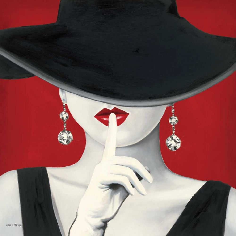 Haute Chapeau Rouge I Fabiano, Marco 28276