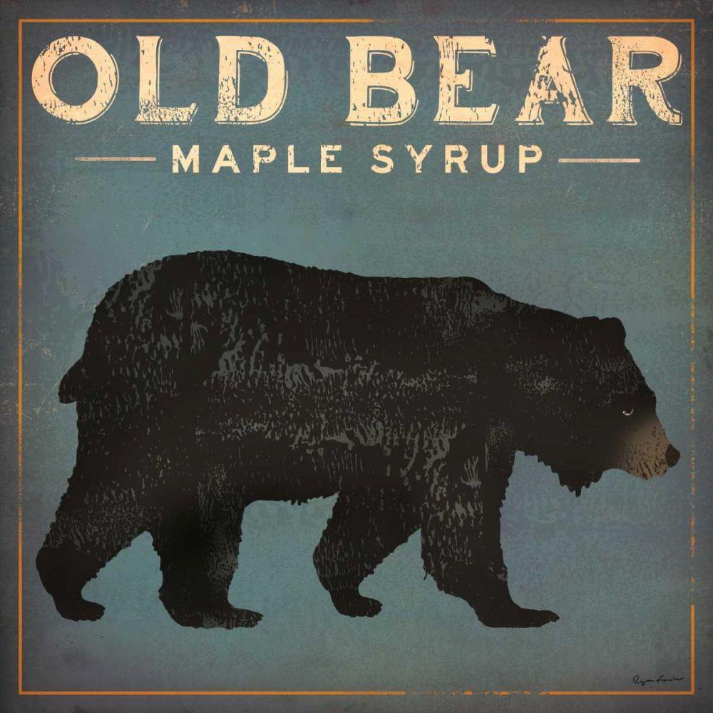 Old Bear Fowler, Ryan 20918