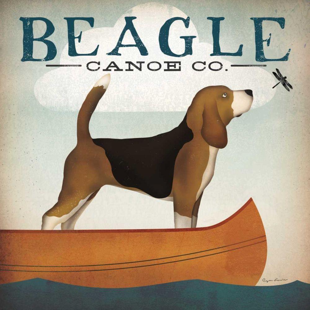 Beagle Canoe Co Fowler, Ryan 20919