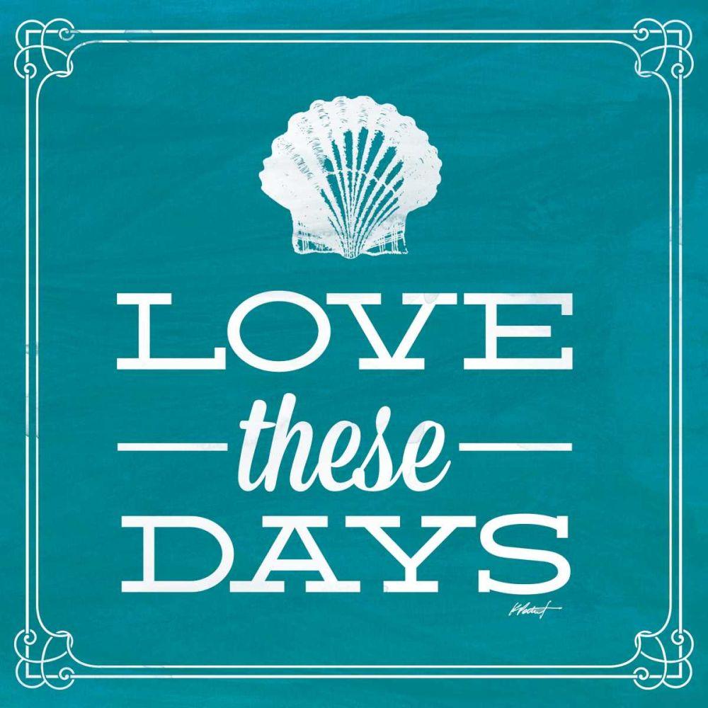 Love these Days Blue Pertiet, Katie 21092