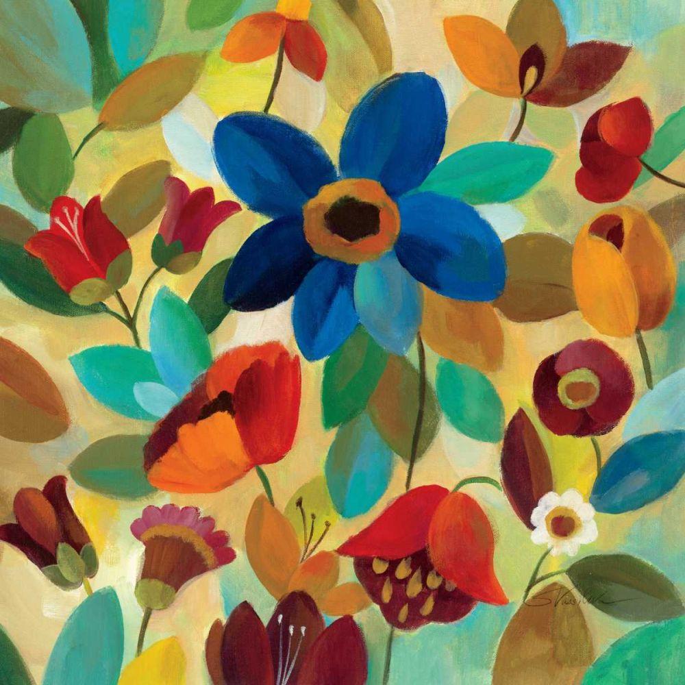 Summer Floral II Vassileva, Silvia 28422