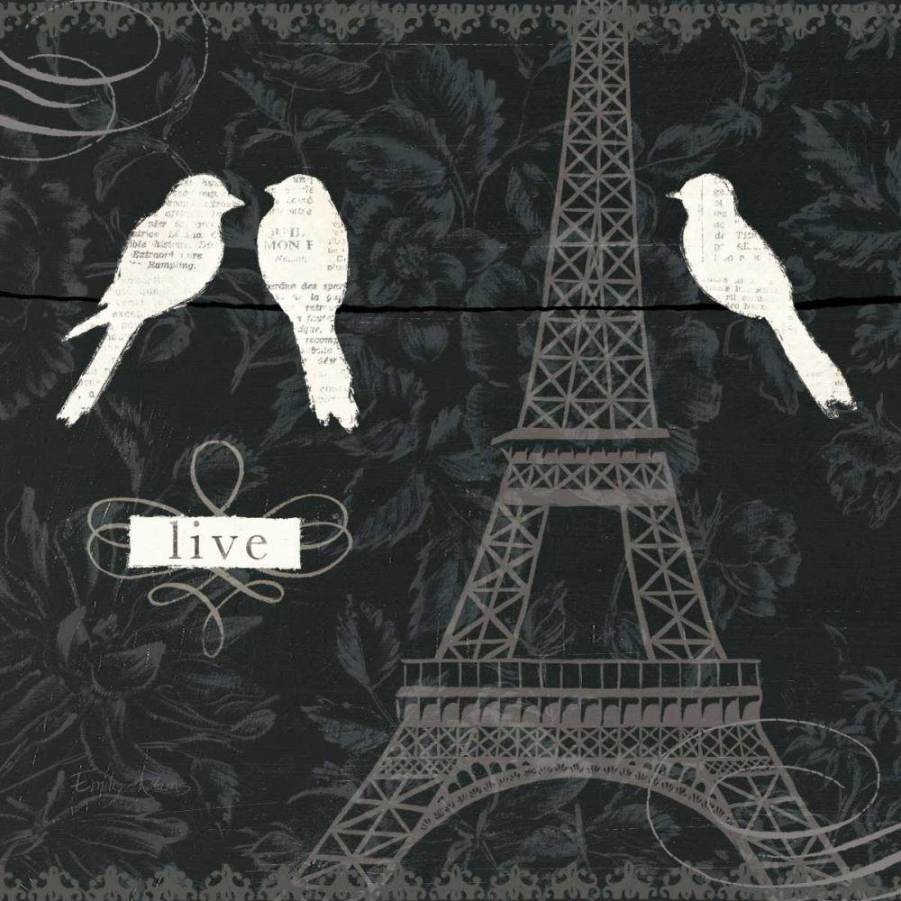 Love Paris I Adams, Emily 28426