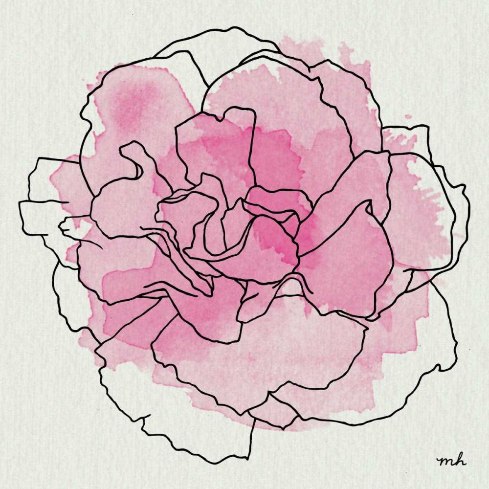Watercolor Floral III Hershey, Moira 28507