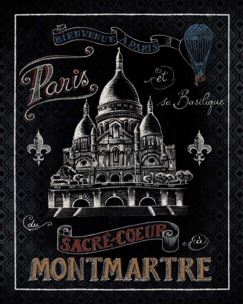 Travel to Paris III Brissonnet, Daphne 28550