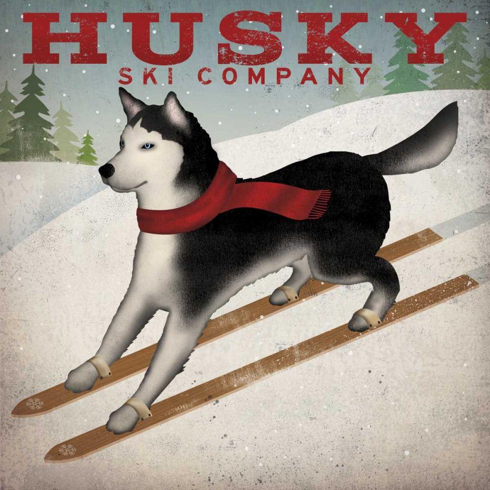 Husky Ski Co. Fowler, Ryan 153227