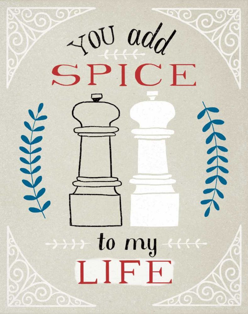 Spice to Life Towne, Oliver 73820