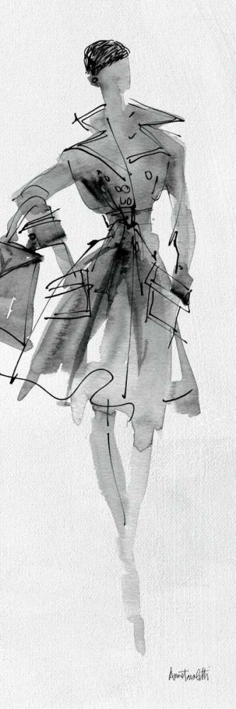 Fashion Sketchbook VII Tavoletti, Anne 34300