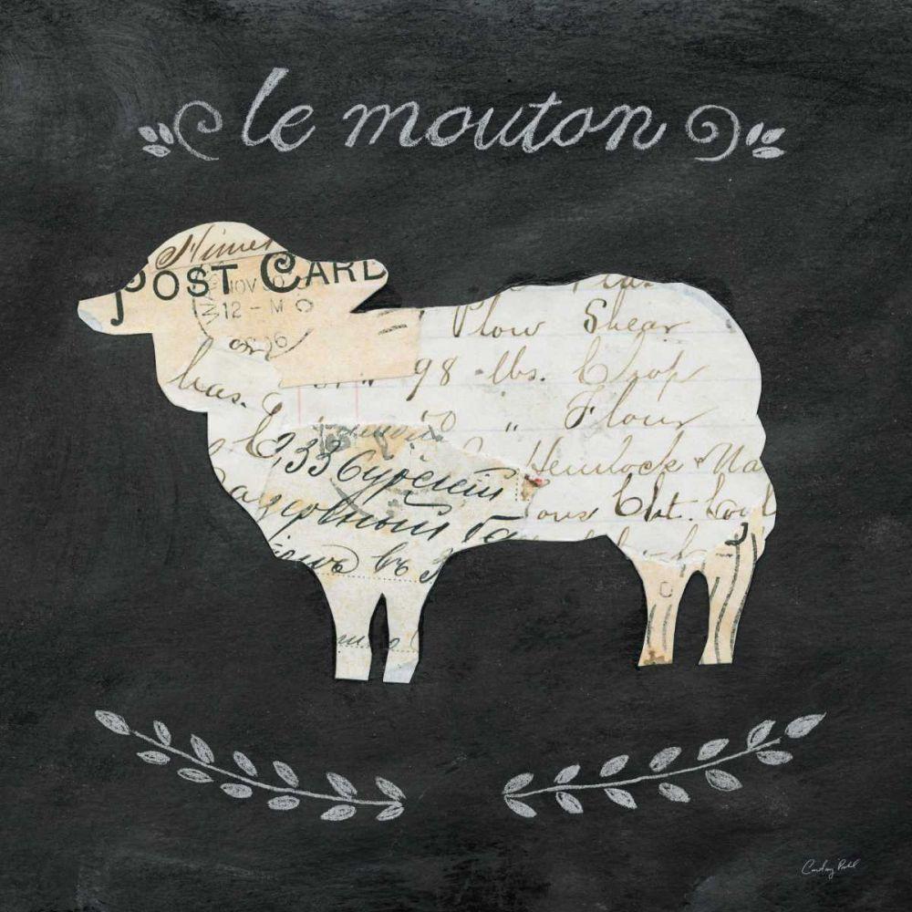 Le Mouton Cameo Sq Prahl, Courtney 41178