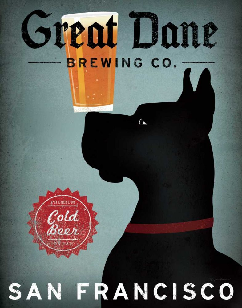 Great Dane Brewing Co San Francisco Fowler, Ryan 153221