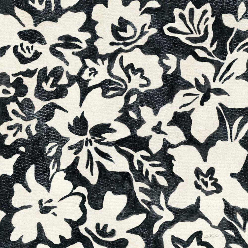Chalkboard Floral I Vassileva, Silvia 41139