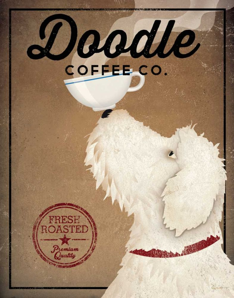 Doodle Coffee Fowler, Ryan 153218