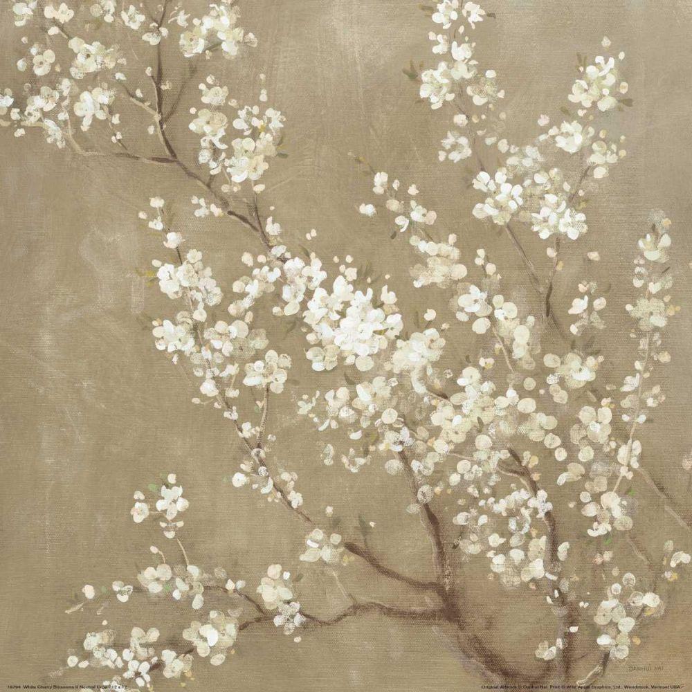 White Cherry Blossoms II Neutral Crop Nai, Danhui 117640