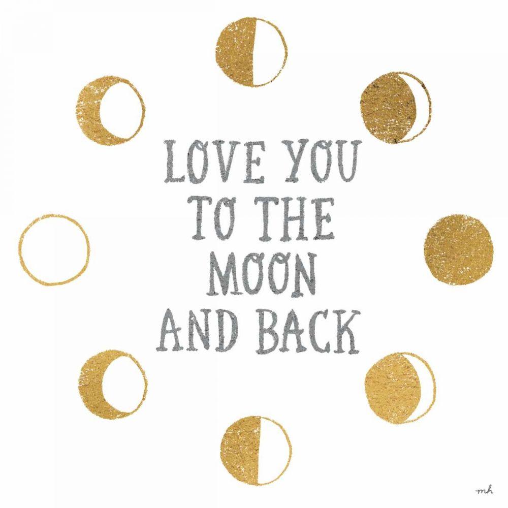 To the Moon Hershey, Moira 47818