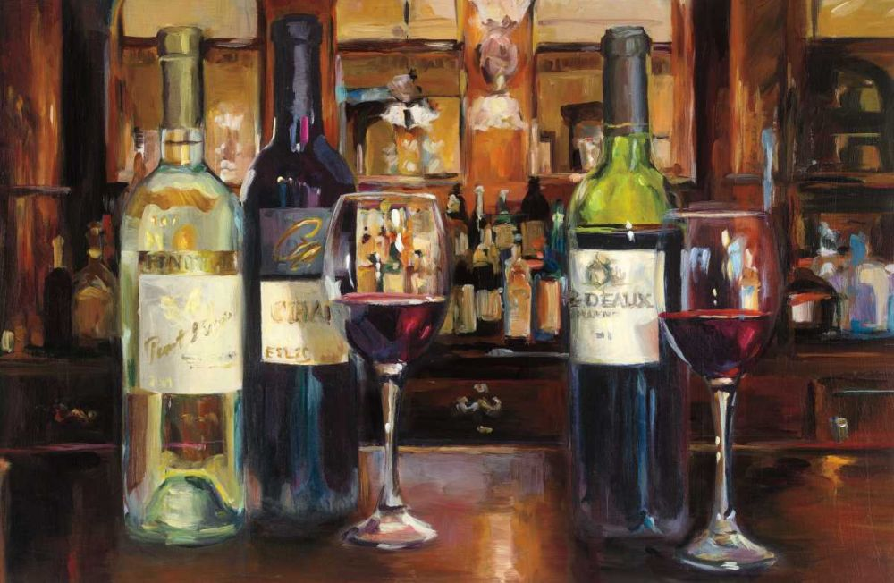 Reflection of Wine Hageman, Marilyn  77821