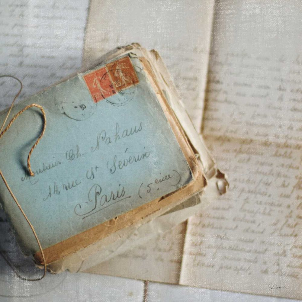Love Letters I Schlabach, Sue 57584