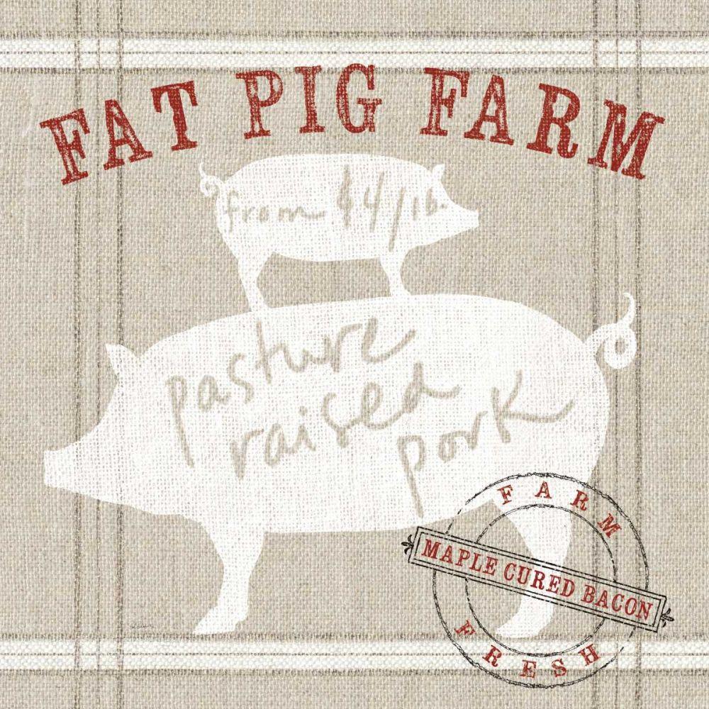 Farm linen pig Schlabach, Sue 73879