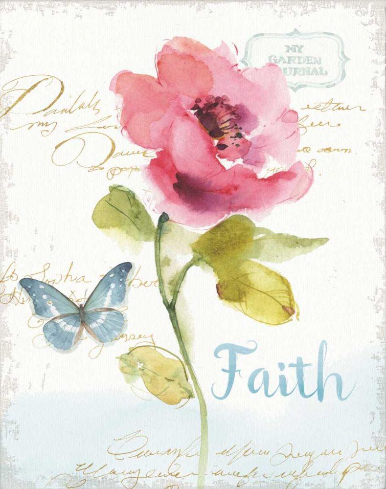 Rainbow Seeds Floral VI Faith Lisa, Audit 93223