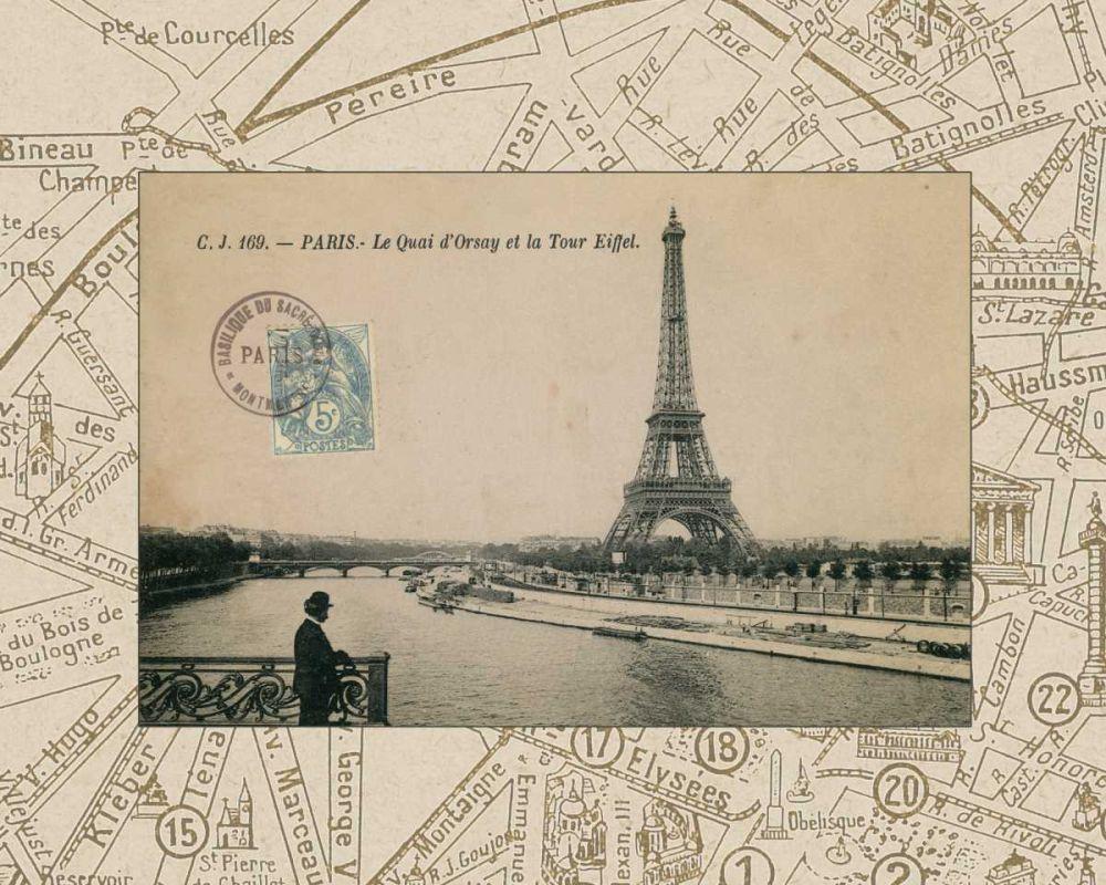 Destination Paris II Wild Apple Portfolio 32578