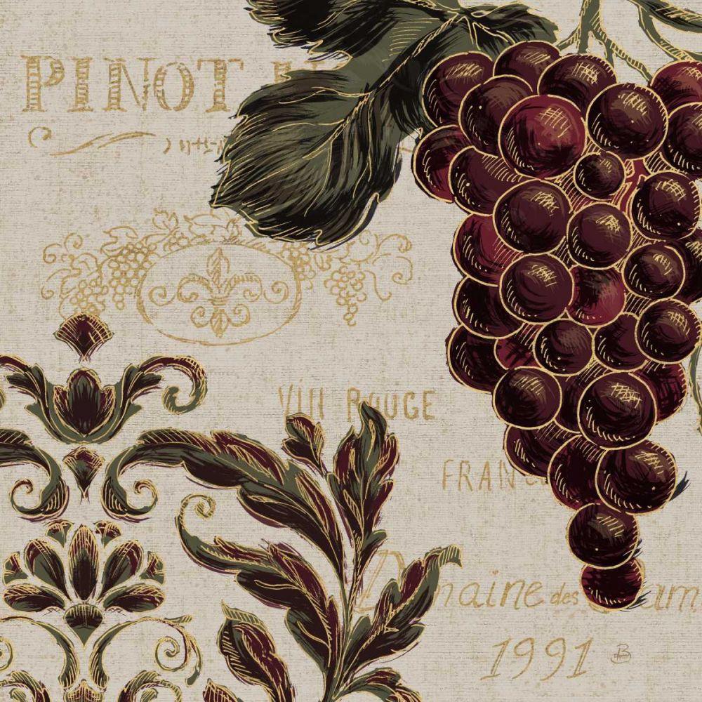 Burgundy III Brissonnet, Daphne 73597